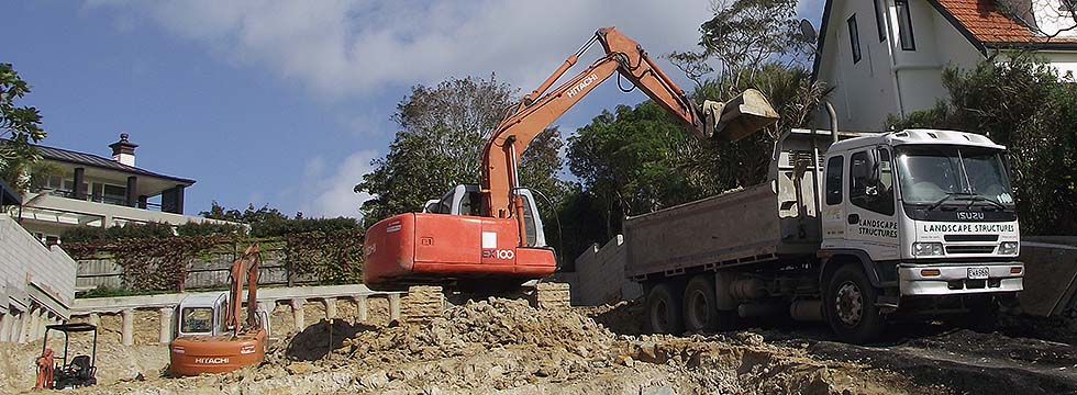 Excavations and Earthmoving Contractors in Auckland