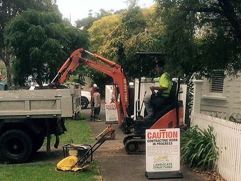 Ponsonby Excavation - Earthmoving Works in Auckland