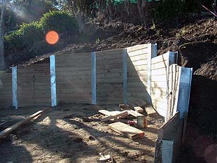 Expert Retaining Walls In Auckland Landscape Structures