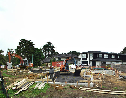 Earthmoving-siteworks-new-housing-development-Auckland